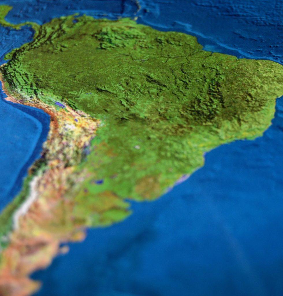 Ameryka południowa - źródło naszej inspiracji
